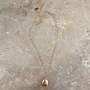 Kate Spade 'K' necklace
